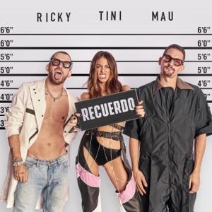 TINI & Mau y Ricky - Recuerdo