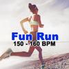 Various Artists... - Fun Run (150-160 Bpm) the Best Running Songs to Boost Your Motivation and Progress Your Run kunstwerk