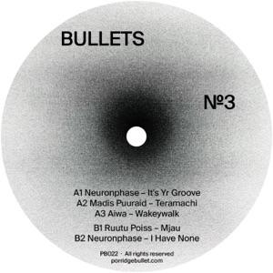 Bullets No 3 - EP