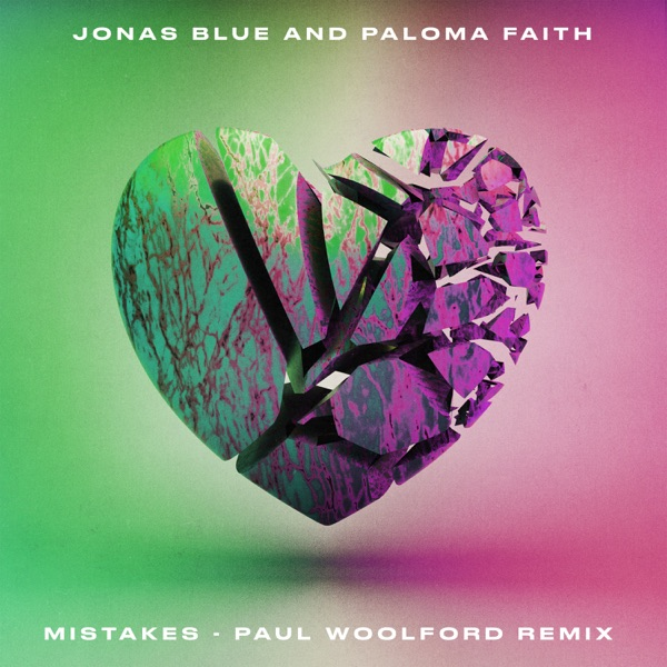 Mistakes (Paul Woolford Remix) - Single
