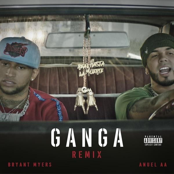 Gan-Ga (Remix) - Single