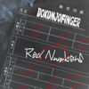 DOKONJOFINGER - Red Numbers - GameApp「SHOW BY ROCK!! Fes A Live」 アートワーク