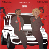 Juice WRLD & Trippie Redd - Tell Me U Luv Me artwork