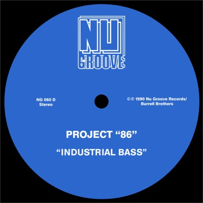 Industrial Bass - Single - Project 86