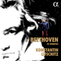 Konstantin Lifschitz - Beethoven: 32 Sonatas artwork