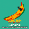Conkarah - Banana (feat. Shaggy) [DJ Fle - Minisiren Remix] artwork
