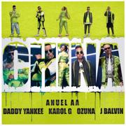 China (feat. J Balvin & Ozuna) - Anuel AA, Daddy Yankee & KAROL G - Anuel AA, Daddy Yankee & KAROL G