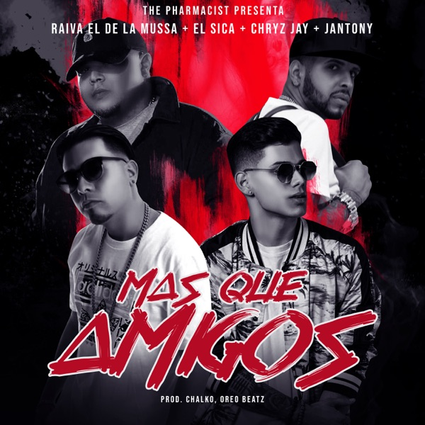 Mas Que Amigos - Single