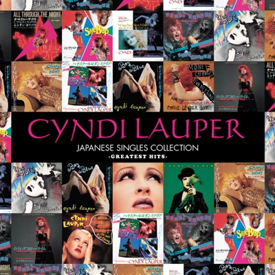 Japanese Singles Collection - Greatest Hits - Cyndi Lauper