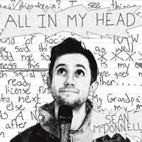 Sean McDonnell - All In My Head artwork