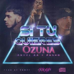 Yampi, Ozuna & Anuel AA - Si Tu Quieres feat. Pusho
