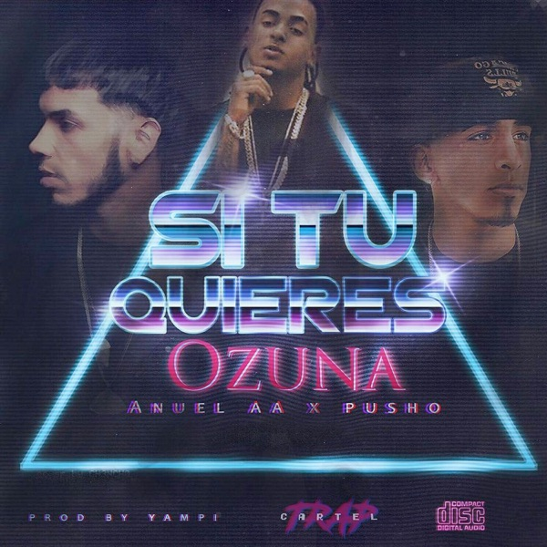Si Tu Quieres (feat. Pusho) - Single