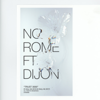 No Rome - Trust3000 (feat. Dijon) artwork