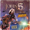 John 5 and The Creatures - Invasion  artwork