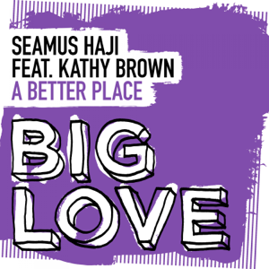 Seamus Haji - A Better Place (Extended Mix) [feat. Kathy Brown]