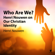 Henri Nouwen - Who Are We?: Henri Nouwen on Our Christian Identity