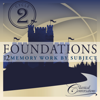 Foundations Cycle 2, Vol. 2 - Memory Work by Subject - Classical Conversations