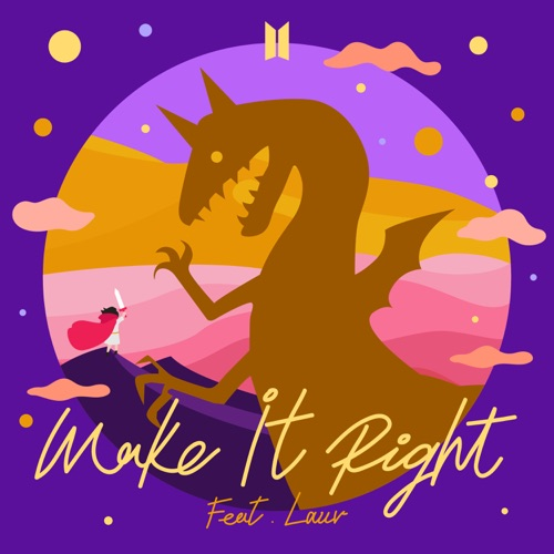 BTS – Make It Right (feat. Lauv) – Single (ITUNES MATCH AAC M4A)