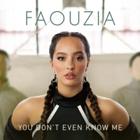 You Don't Even Know Me - Single