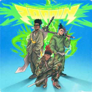 KSI - Poppin feat. Lil Pump & Smokepurpp [Instrumental]