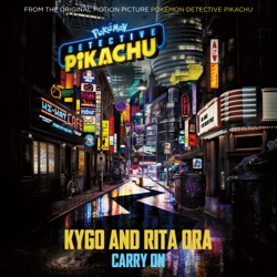 "View album Carry On (From the Original Motion Picture ""Detective Pikachu"") - Single"