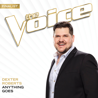 Anything Goes (The Voice Performance) - Dexter Roberts song
