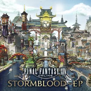 FINAL FANTASY XIV: STORMBLOOD (Original Soundtrack) - EP - Masayoshi Soken