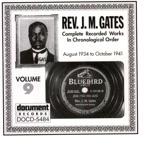 Rev. J.M. Gates - Smoking Woman In the Street
