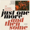 The California Honeydrops - Just One More, And Then Some - EP  artwork