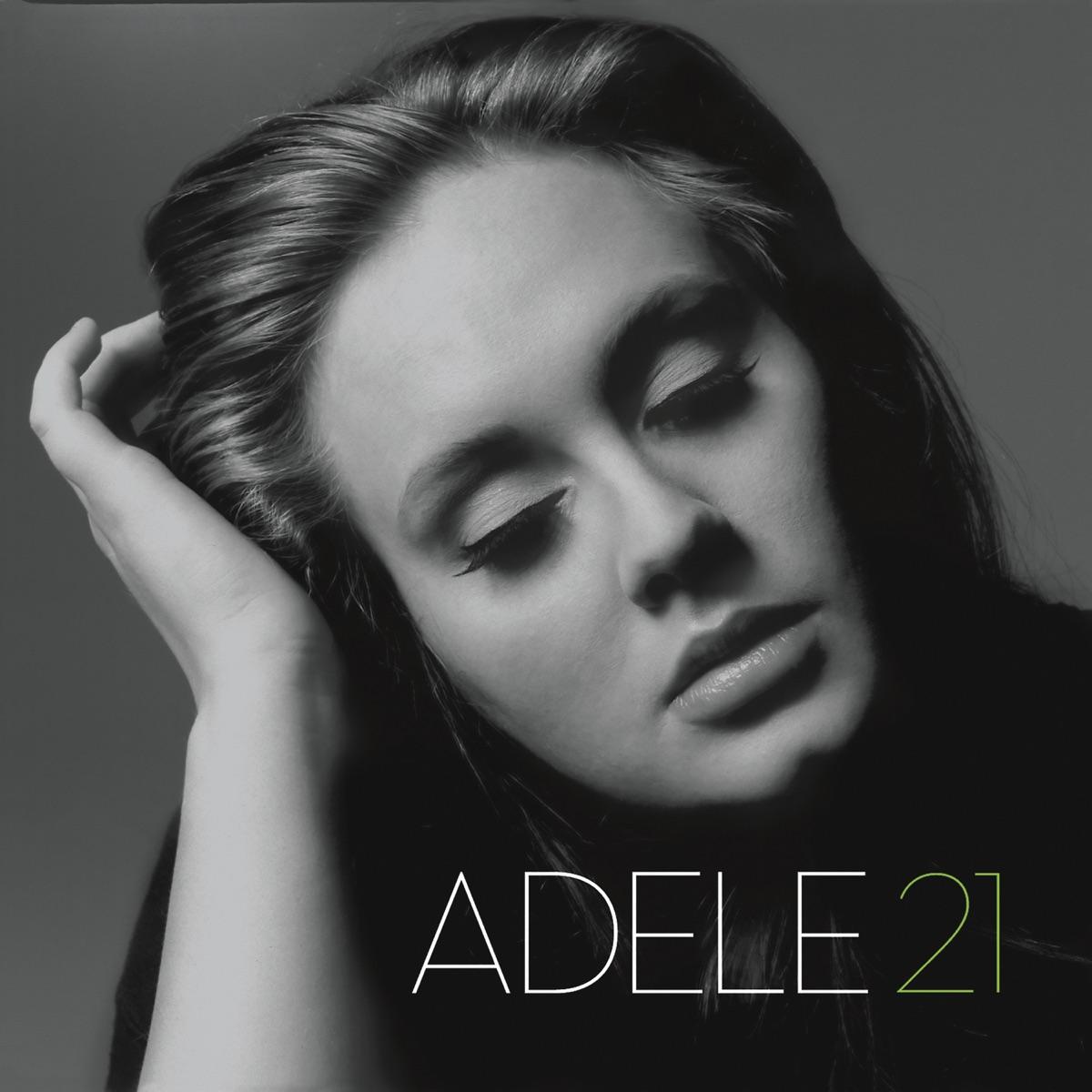 Resultado de imagem para adele 21 album cover