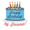 Jovanie - Happy Birthday Grafik
