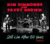 Kim Simmonds - Still Live After 50 Years Volume 2  artwork