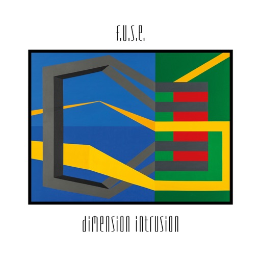 Dimension Intrusion (25th Anniversary Edition) by Richie Hawtin & F.U.S.E.