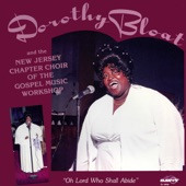Dorothy Bloat and the New Jersey Chapter Choir of the Gospel Music Workshop - Trouble In My Way