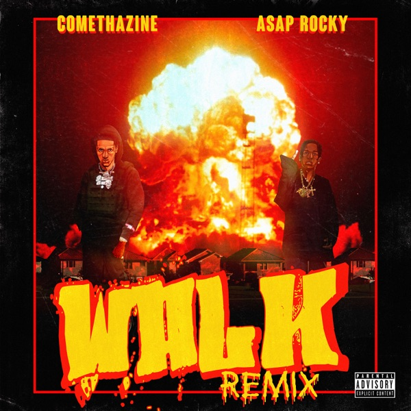 Walk (Remix) - Single