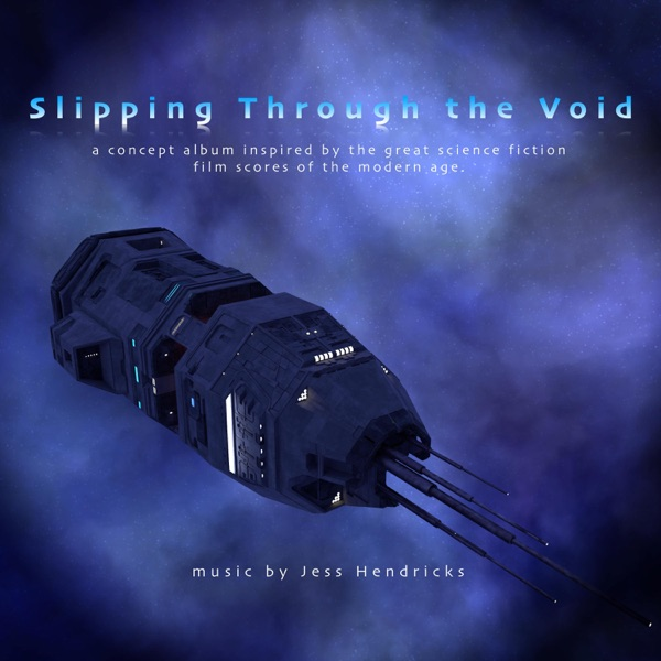 Album Cover for Slipping Through the Void