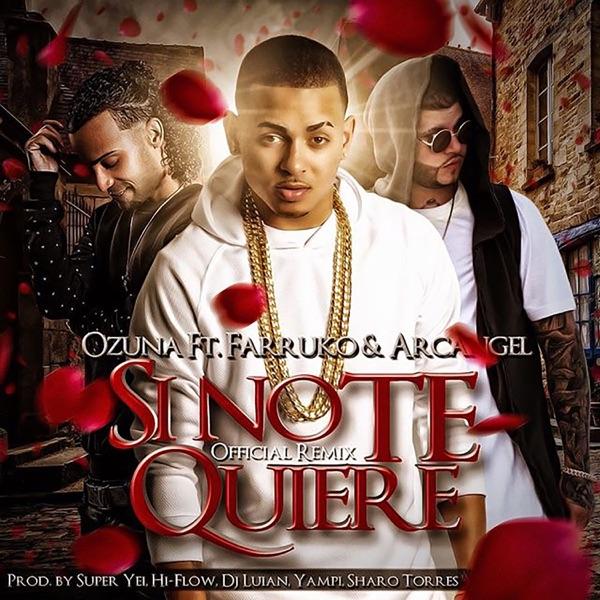 Si No Te Quiere (feat. Arcángel & Farruko) [Remix] - Single