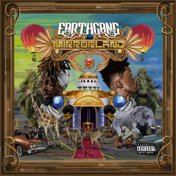iTunes Artwork for 'Mirrorland (by EARTHGANG)'