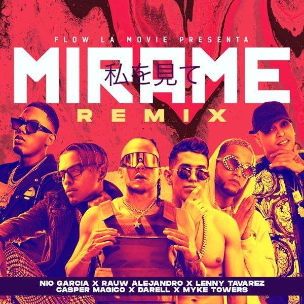 Mírame (feat. Darell, Myke Towers & Casper Mágico) - Single