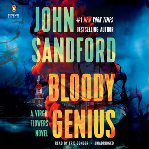 Bloody Genius (Unabridged) - John Sandford audiobook, mp3