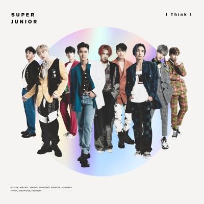I Think I -JP Ver- - Single - Super Junior