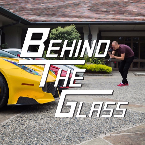Episode 7 Archie Hamilton Racing Behind The Glass Podcast