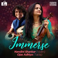 Nandini Shankar & Ojas Adhiya - Immerse artwork