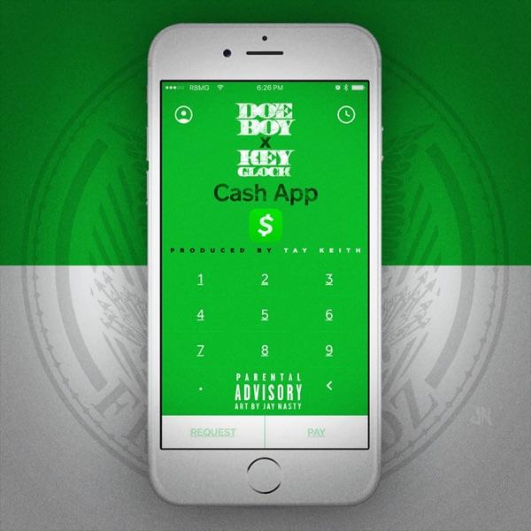 Cash App (feat. Key Glock) - Single