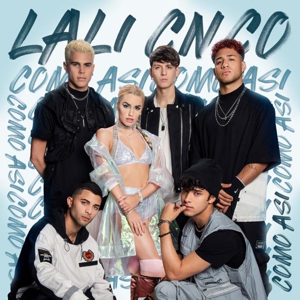 Como Así (feat. CNCO) - Single