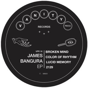 James Bangura - EP