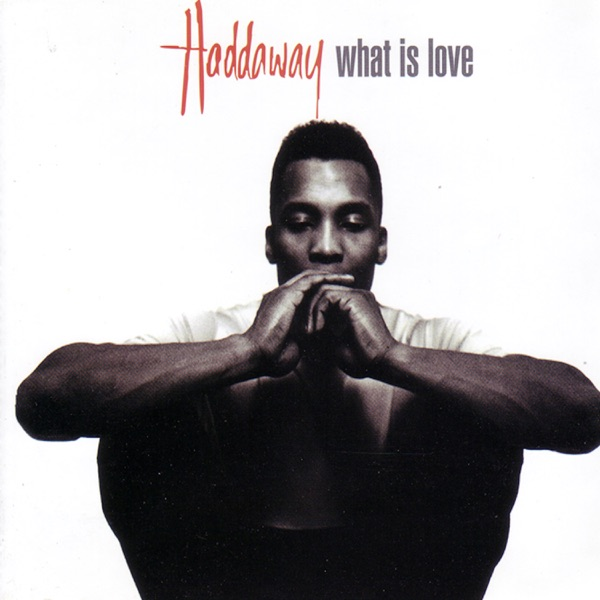 Haddaway mit What Is Love