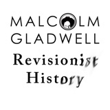Image of Revisionist History podcast