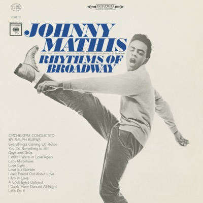 Rhythms of Broadway - Johnny Mathis