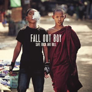 Fall Out Boy - Save Rock and Roll feat. Elton John